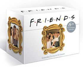 Friends: Series 1-10 (15th Anniversary Edition)(parallel import)