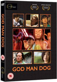God Man Dog - (Import DVD)