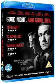 Good Night, and Good Luck - (Import Blu-ray Disc)