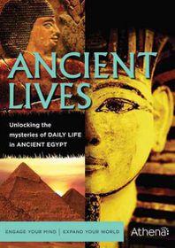 Ancient Lives - (Region 1 Import DVD)