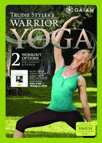Trudie Styler's Warrior Yoga - (Region 1 Import DVD)