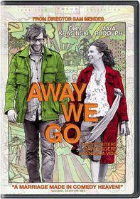 Away We Go - (Region 1 Import DVD)
