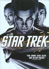 Star Trek - (Region 1 Import DVD)