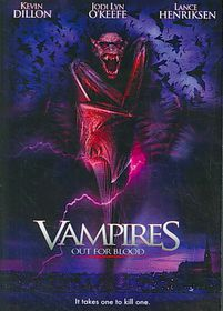 Vampires:out for Blood - (Region 1 Import DVD)