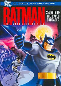 Batman:Animated Series Secrets of the - (Region 1 Import DVD)