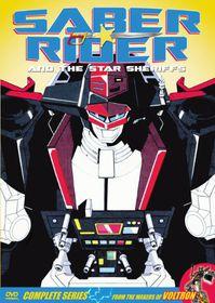 Saber Rider & the Star Sheriffs:Compl - (Region 1 Import DVD)