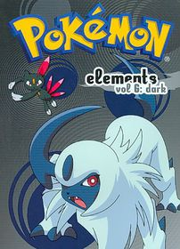 Pokemon Elements V6:Dark - (Region 1 Import DVD)