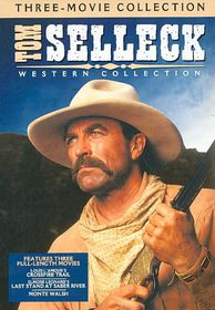 The Tom Selleck Western Collection - (Region 1 Import DVD)