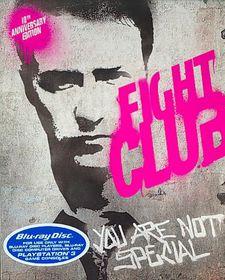 Fight Club - (Region A Import Blu-ray Disc)