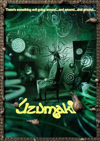 Uzumaki - (Region 1 Import DVD)