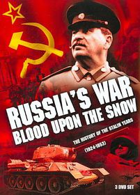 Russia's War:Blood Upon the Snow - (Region 1 Import DVD)