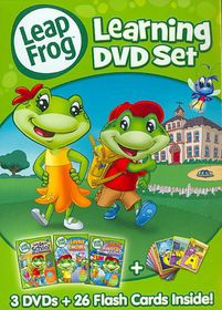 Leapfrog Learning Set - (Region 1 Import DVD)