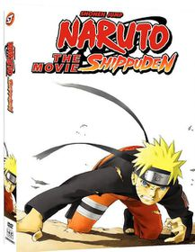 Naruto Shippuden the Movie - (Region 1 Import DVD)
