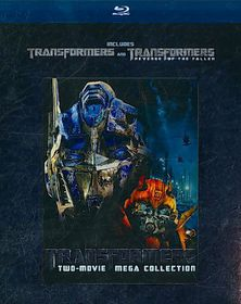 Transformers Gift Set - (Region A Import Blu-ray Disc)