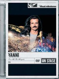 Yanni - Live At The Acropolis (CD)