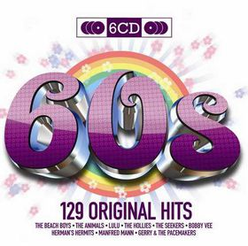 Original Hits 60's - Various Artists (CD)