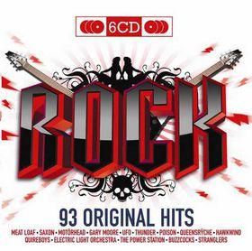 Original Hits - Rock - Various Artists (CD)