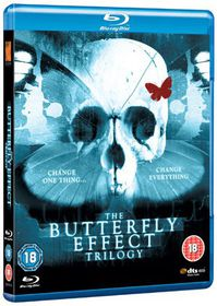 The Butterfly Effect Trilogy (Blu-ray)