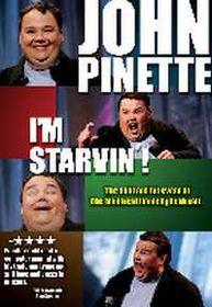 John Pinette: I'm Starvin' - (Import DVD)