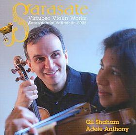 Sarasate: Virtuoso Works For Violin - Virtuoso Works For Violin (CD)