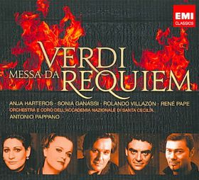 Pappano Antonio - Messa Da Requiem (CD)