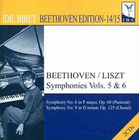 Beethoven: Idil Biret Edition - Symphonies Transcribed For Piano (CD)