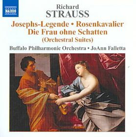Strauss: Rosenkavalier - Der Rosenkavalier (CD)