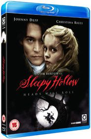 Sleepy Hollow - (Import Blu-ray Disc)