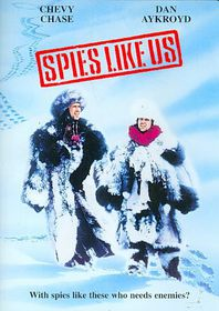 Spies Like Us - (Region 1 Import DVD)