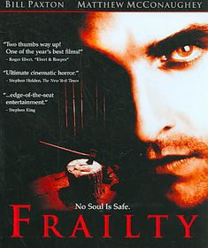 Frailty - (Region A Import Blu-ray Disc)