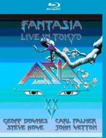 Asia - Fantasia Live In Tokyo - (Import Blu-ray Disc)