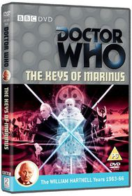 Doctor Who: The Keys of Marinus - (Import DVD)