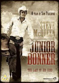 Junior Bonner - (Import DVD)
