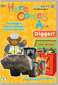 Here Comes A... Digger! - (Import DVD)