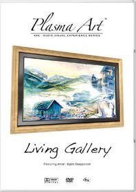 Plasma Art: Living Gallery - (Import DVD)