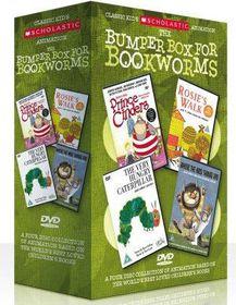 Bumper Box for Bookworms - (Import DVD)