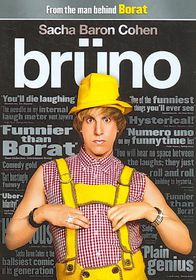 Bruno - (Region 1 Import DVD)