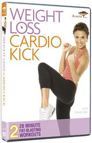 Weight Loss: Cardio Kick - (Import DVD)