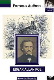 Famous Authors: Edgar Allan Poe - A Concise Biography - (Import DVD)