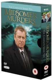 Midsomer Murders: The Complete Series 10 - (Import DVD)
