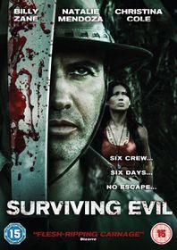 Surviving Evil - (Import DVD)