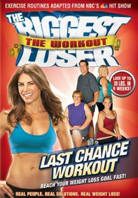 Biggest Loser:Last Chance Workouts - (Region 1 Import DVD)