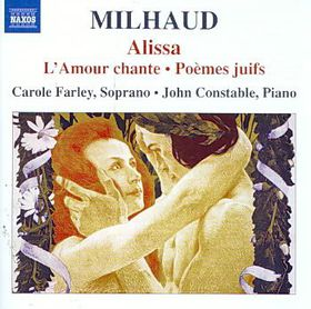 Milhaud: Song Cycles For Soprano And Pno - Song Cycles For Soprano And Piano (CD)