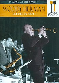 Woody Herman Live In 64 (jazz Icons) - Live In 64 (DVD)