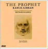 Richard Harris - Prophet Kahil Gibran (CD)