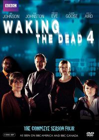 Waking the Dead:Season Four - (Region 1 Import DVD)