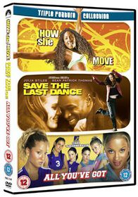 How She Move / Save the Last Dance / All You've Got - (Import DVD)