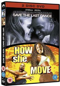 Save the Last Dance / How She Move - (Import DVD)