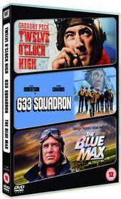 Twelve O'Clock High / 633 Squadron / The Blue Max - (Import DVD)