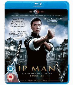 Ip Man - (Import Blu-ray Disc)